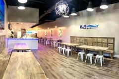 Commercial construction management for restaurant in Boynton Beach