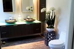 Saunders Master bath remodel in Delray Beach