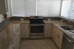 Kitchen renovation and granite counter tops