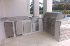 Outdoor kitchens in Boca Raton
