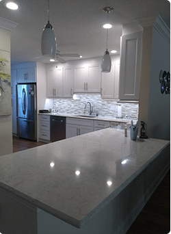 Remodeling contractor in Boca Raton for kitchen remodels