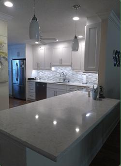 Kitchen remodel in Boca Raton