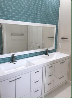 Bathroom and bath remodel in Lake Worth, FL