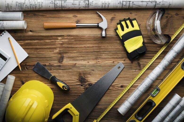 Tools for a General Contractor in Boca Raton, Delray Beach, Boynton Beach, Lake Worth, FL